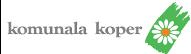 Komunala Koper logo